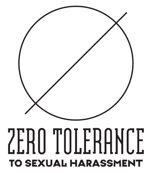 Logo of the Zero Tolerance to Sexual Harassment scheme